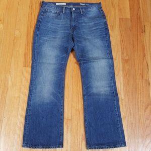 EUC Men's GAP 33x30 Bootcut Jeans
